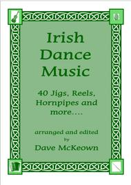 Irish Dance Music Vol.1 for Whistle; 40 Jigs, Reels, Hornpipes and more....