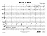 Can't Stop the Feeling - Conductor Score (Full Score)