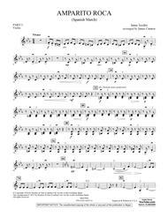 Amparito Roca (Spanish March) - Pt.3 - Violin