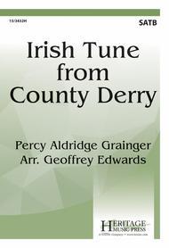 Irish Tune From County Derry Sheet Music By Percy Aldridge ...