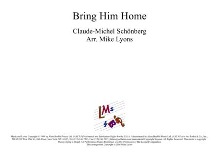 Bring Him Home (Brass ensemble)
