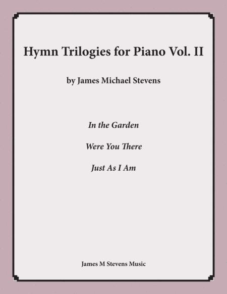 Hymn Trilogies for Piano, Vol. II