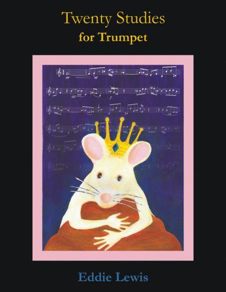 Twenty Studies for Trumpet by Eddie Lewis