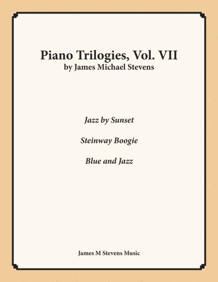 Piano Trilogies, Vol. VII (Jazz)