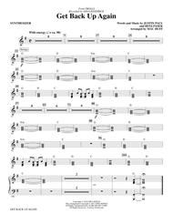 Get Back Up Again (from Trolls) (arr. Mac Huff) - Synthesizer