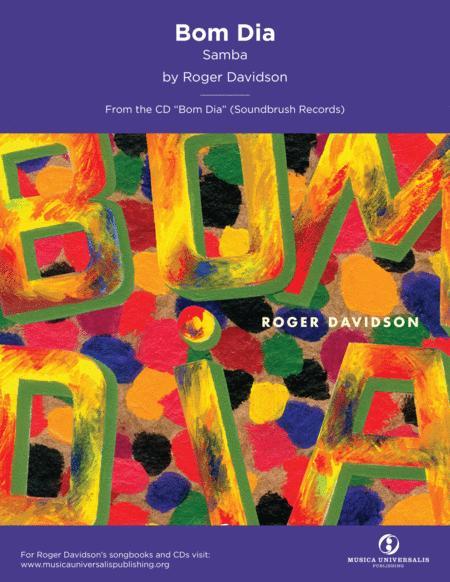 Bom Dia (Samba) by Roger Davidson