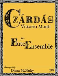 Czárdás for Flute Ensemble