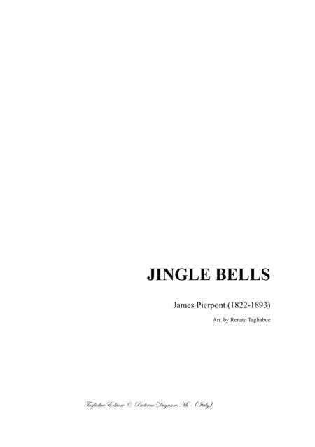 JINGLE BELLS -  For SATB Choir