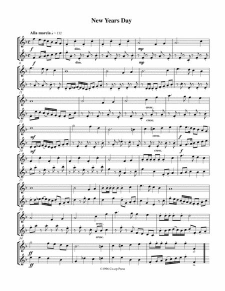 Holiday Etudes/Duets C Book