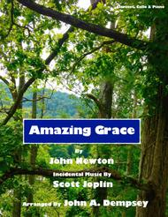 Amazing Grace / The Entertainer (Trio for Clarinet, Cello and Piano)