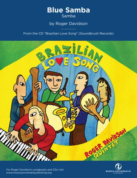 Blue Samba (Samba) by Roger Davidson