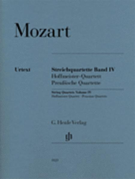 String Quartets Volume IV