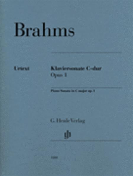 Piano Sonata C Major Op. 1