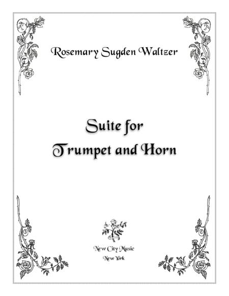 SUITE for TRUMPET and HORN