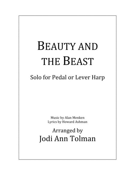 Beauty And The Beast, Harp Solo