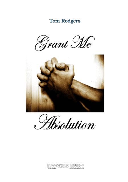 Grant Me Absolution