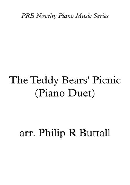 The Teddy Bears' Picnic (Piano Duet - Four Hands)