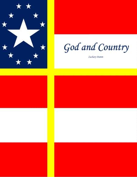 God and Country-Piano