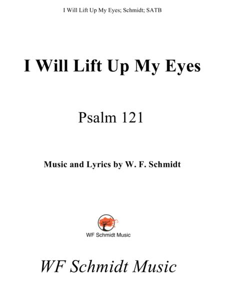 I Will Lift Up My Eyes (Psalm 121)