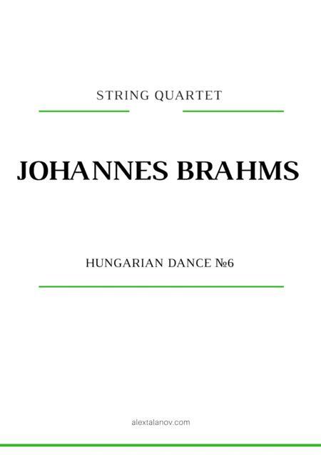 Hungarian Dance №6