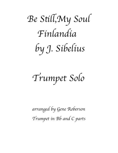 Be Still, My Soul Trumpet and C Instrument solo