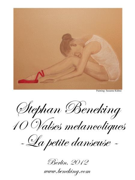 10 Valses melancoliques - La petite danseuse