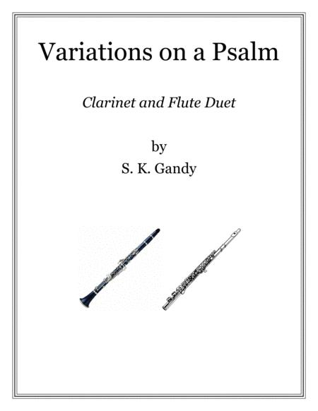 Variations on a Psalm