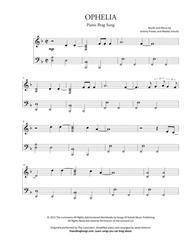 Ophelia - The Lumineers (Simplified Piano Solo)