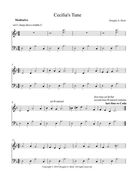 Cecilia's Tune