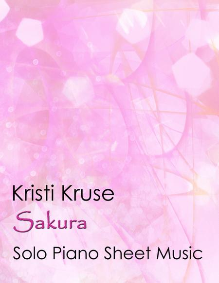 Sakura Piano Solo