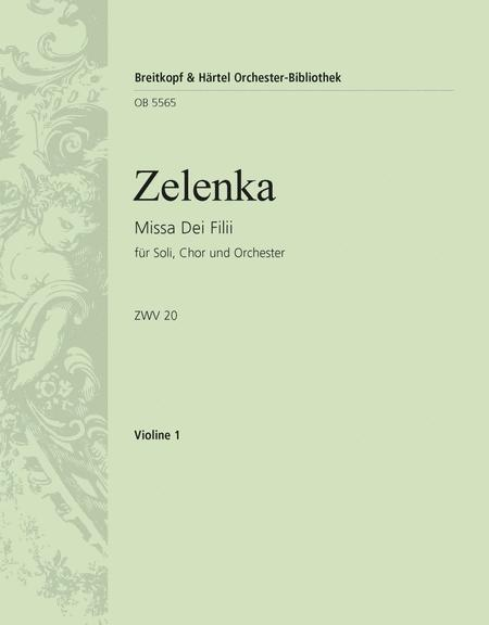 Missa Dei Filii ZWV 20