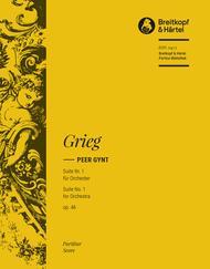 Peer Gynt Suite No. 1 Op. 46