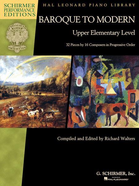 Baroque to Modern: Upper Elementary Level
