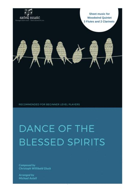 Dance of the Blessed Sprits - Christoph Willibald Gluck