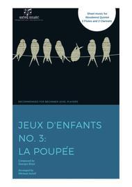 Jeux d'enfants no. 3 La Poupée - Georges Bizet