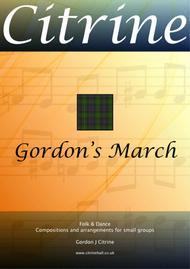 Gordon's March