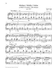 Waltz E minor
