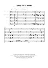 Locked Out Of Heaven - Bruno Mars for Brass Quintet