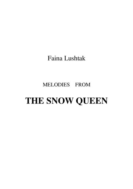 Melodies from the Snow Queen - Faina Lushtak