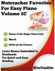 Nutcracker Favorites for Easy Piano Volume 1 C Sheet Music