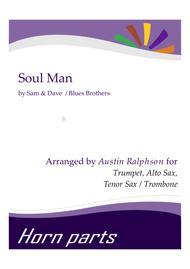 Soul Man - horn parts