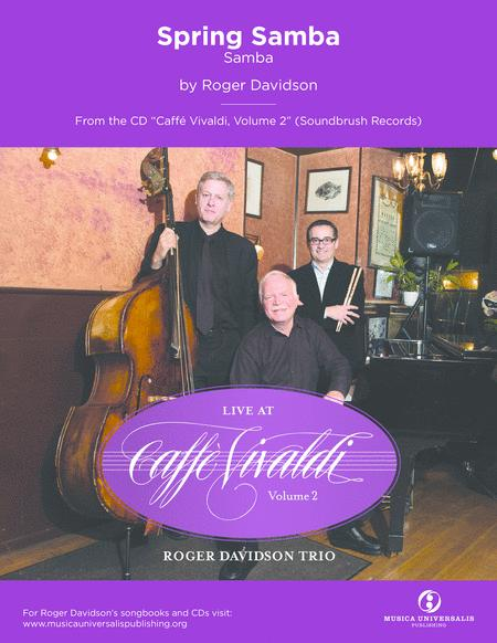 Spring Samba (Samba) by Roger Davidson