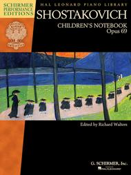 Shostakovich - Children's Notebook, Opus 69