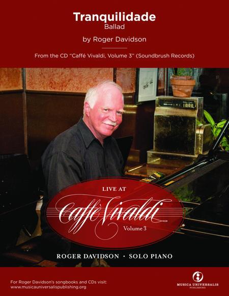 Tranquilidade (Brazilian Ballad) by Roger Davidson