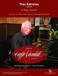 Tres Estrelas (Brazilian Ballad) by Roger Davidson