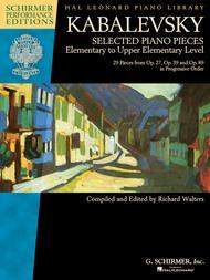 Dmitri Kabalevsky - Selected Piano Pieces