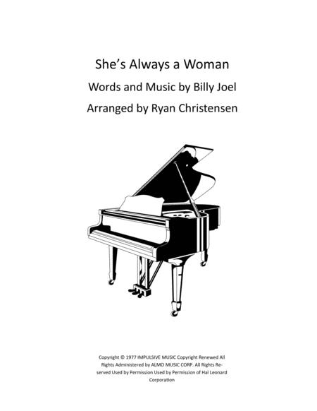She's Always A Woman
