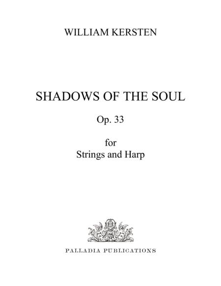 Shadows of the Soul  for Strings and Harp