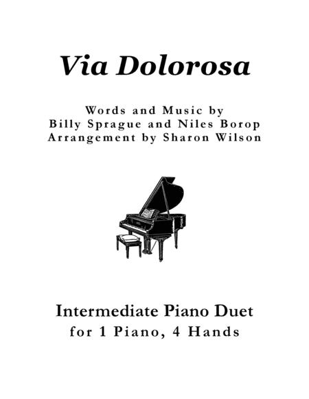 Via Dolorosa (1 Piano, 4 Hands Duet)