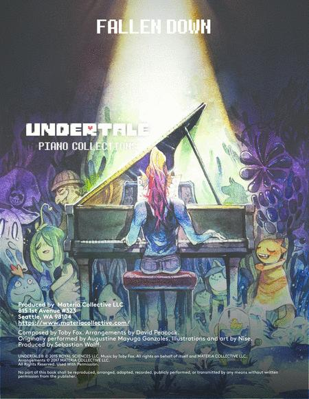 Fallen Down (Undertale Piano Collections)